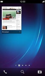 BlackBerry Z10 - Internet und Datenroaming - Verwenden des Internets - Schritt 17