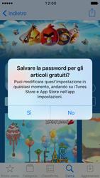 Apple iPhone SE - iOS 10 - Applicazioni - Installazione delle applicazioni - Fase 17