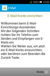 Alcatel Pixi 3 (3.5) - E-Mail - Konto einrichten - 3 / 23