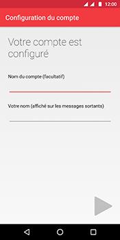 Motorola Moto G6 - E-mails - Ajouter ou modifier votre compte Yahoo - Étape 11