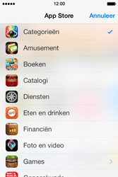 Apple iPhone 4 iOS 7 - Applicaties - Downloaden - Stap 5