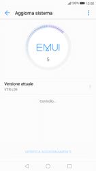 Huawei P10 - Software - Installazione degli aggiornamenti software - Fase 4