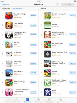 Apple iPad Retina iOS 7 - Applicazioni - Installazione delle applicazioni - Fase 8