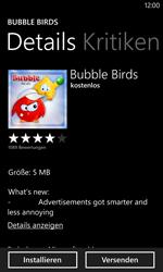 Nokia Lumia 1020 - Apps - Einrichten des App Stores - Schritt 8