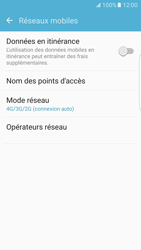 Samsung G935 Galaxy S7 Edge - Réseau - Activer 4G/LTE - Étape 7