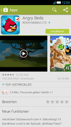 Alcatel Idol S - Apps - Herunterladen - 2 / 2