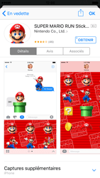 Apple iPhone 6 iOS 10 - iOS features - Envoyer un iMessage - Étape 19