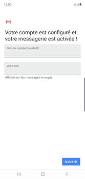Samsung Galaxy Note10 - E-mail - Configuration manuelle (yahoo) - Étape 14