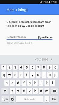 Samsung Galaxy J7 (2016) (J710) - Applicaties - Account aanmaken - Stap 10