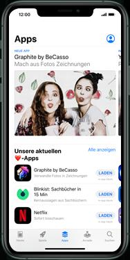 Apple iPhone 6s Plus - iOS 13 - Apps - Installieren von Apps - Schritt 7