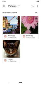 Google Pixel 3a - Contact, Appels, SMS/MMS - Envoyer un MMS - Étape 16