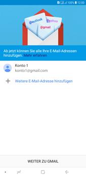 Samsung Galaxy J4+ - E-Mail - Konto einrichten (gmail) - Schritt 13