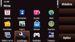 Nokia N97 Mini - internet - handmatig instellen - stap 3