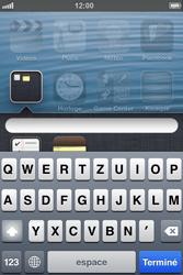 Apple iPhone 4 - Prise en main - Personnalisation de votre écran d