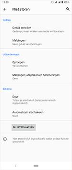 Sony Xperia 1 - Instellingen -