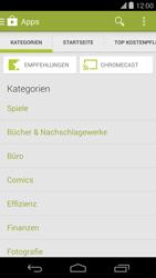 LG Google Nexus 5 - Apps - Herunterladen - 0 / 0