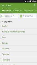 Samsung Galaxy Grand Prime - Apps - Herunterladen - 0 / 0