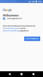 Sony Xperia XA2 - E-Mail - Konto einrichten (gmail) - Schritt 13