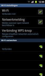 Samsung I8160 Galaxy Ace II - wifi - handmatig instellen - stap 9