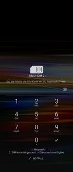 Sony Xperia 10 Plus - MMS - Manuelle Konfiguration - Schritt 24