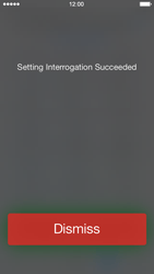 Apple iPhone 5 iOS 7 - Voicemail - Manual configuration - Step 5