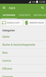 Samsung G388F Galaxy Xcover 3 - Apps - Herunterladen - Schritt 6