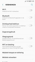 Samsung Galaxy S7 Edge - Android N - NFC - NFC activeren - Stap 5