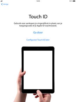 Apple iPad Mini 3 - iOS 11 - Toestel - Toestel activeren - Stap 11