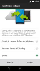 HTC One (M8) - Premiers pas - Créer un compte - Étape 26