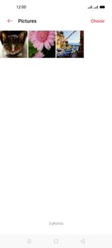 Oppo A53s - Photos, vidéos, musique - Envoyer une photo via Bluetooth - Étape 9