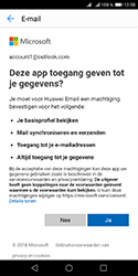 Huawei Y5 (2018) - E-mail - e-mail instellen (outlook) - Stap 8