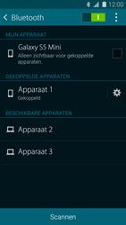 Samsung Galaxy S5 mini 4G (SM-G800F) - Bluetooth - Headset, carkit verbinding - Stap 8
