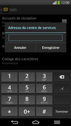 LG D955 G Flex - SMS - configuration manuelle - Étape 8