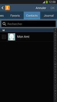 Samsung Galaxy Note 3 - Contact, Appels, SMS/MMS - Envoyer un MMS - Étape 6