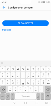 Huawei P20 - E-mail - Configuration manuelle (outlook) - Étape 6