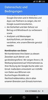 Samsung Galaxy S8 Plus - Apps - Konto anlegen und einrichten - 15 / 20