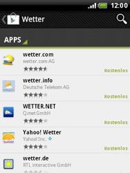 HTC Wildfire - Apps - Herunterladen - 0 / 0