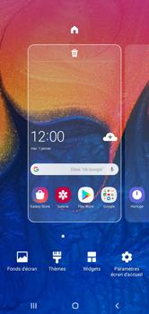 Samsung Galaxy A10 - Applications - Personnaliser l