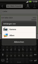 HTC One SV - MMS - Erstellen und senden - 16 / 21