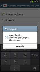 Samsung Galaxy S 4 Active - E-Mail - Manuelle Konfiguration - Schritt 16