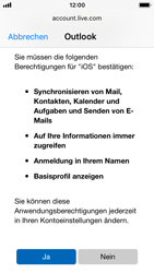 Apple iPhone SE - E-Mail - Konto einrichten (outlook) - 1 / 1