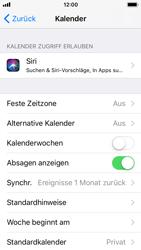 Apple iPhone 5s - Apps - App-Berechtigungen aktivieren/deaktivieren - 4 / 4