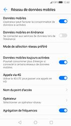 Huawei P10 - Internet et roaming de données - Désactivation du roaming de données - Étape 6