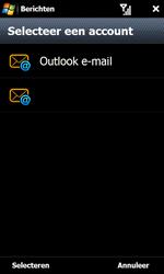 Samsung I8000 Omnia II - E-mail - Hoe te versturen - Stap 4