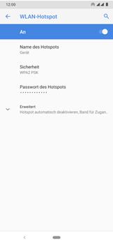 Nokia 7.2 - WiFi - So aktivieren Sie einen WLAN-Hotspot - Schritt 14
