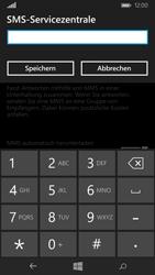Microsoft Lumia 640 - SMS - Manuelle Konfiguration - Schritt 8