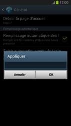 Samsung Galaxy Note II - Internet et roaming de données - Configuration manuelle - Étape 22