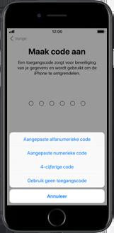 Apple iPhone 8 Plus (Model A1897) - Instellingen aanpassen - Activeer het toestel en herstel jouw iCloud-data - Stap 14