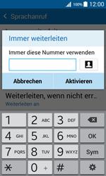Samsung G360F Galaxy Core Prime - Anrufe - Rufumleitungen setzen und löschen - Schritt 10