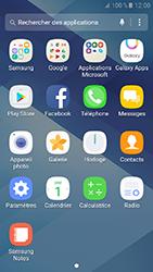 Samsung Galaxy A3 (2017) - E-mail - configuration manuelle - Étape 3